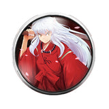 Anime - 18MM Glass Dome Candy Snap Charm GD0465