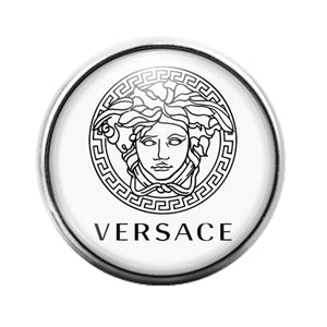 Versace - 18MM Glass Dome Candy Snap Charm GD1513