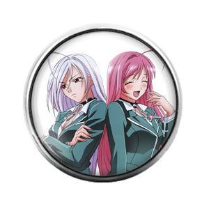 Anime - 18MM Glass Dome Candy Snap Charm GD0470