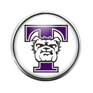 Truman State Bulldogs- 18MM Glass Dome Candy Snap Charm GD1115