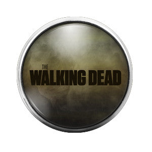 The Walking Dead - 18MM Glass Dome Candy Snap Charm GD0184