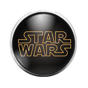 Star Wars - 18MM Glass Dome Candy Snap Charm GD0182