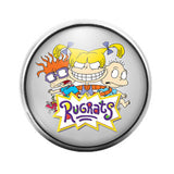 Rugrats - 18MM Glass Dome Candy Snap Charm GD0194