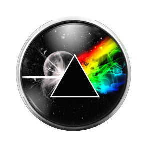 Pink Floyd - 18MM Glass Dome Candy Snap Charm GD0350