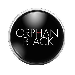Orphan Black - 18MM Glass Dome Candy Snap Charm GD0215