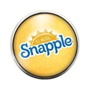 Snapple - 18MM Glass Dome Candy Snap Charm GD0325
