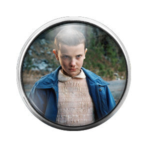 Stranger Things - 18MM Glass Dome Candy Snap Charm GD0370