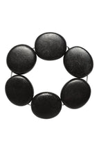 Load image into Gallery viewer, Elk Flat Round Disc Bracelet