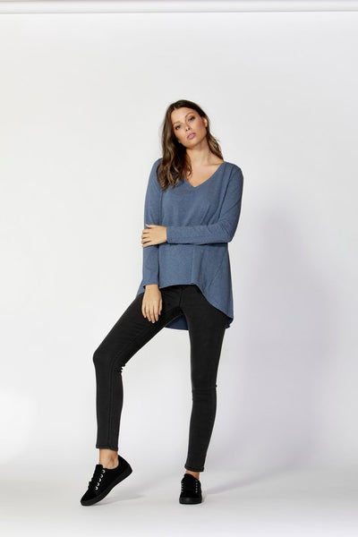 Betty Basics Melanie Swing Top