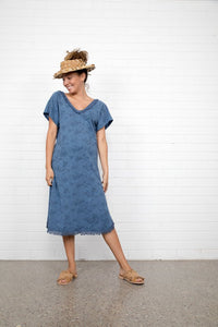 Boom Shankar Island Midi Dress