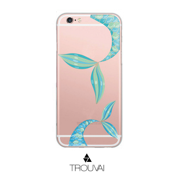 Estuche iPhone 5/5s. Modelo Mermaid Tale.