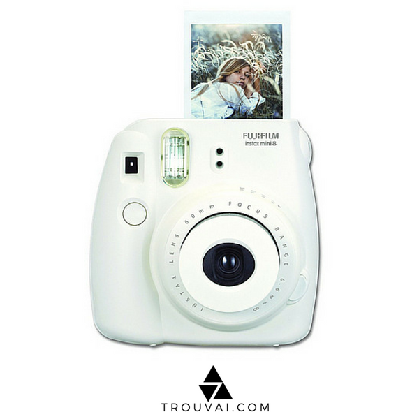 Cámara Instax Mini 8 White