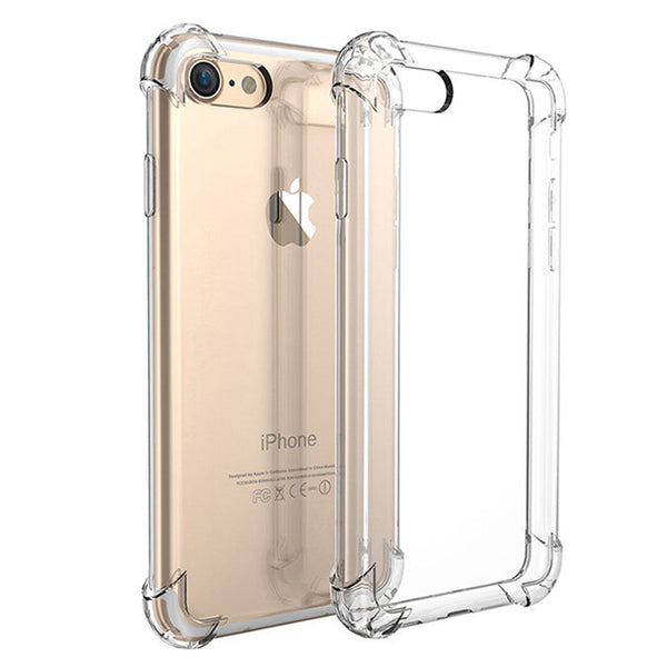 Shockproof Armor Clear- Transparent