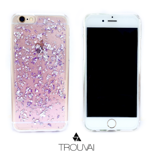 Estuche para iPhone 6/6s. Modelo Broken Diamonds