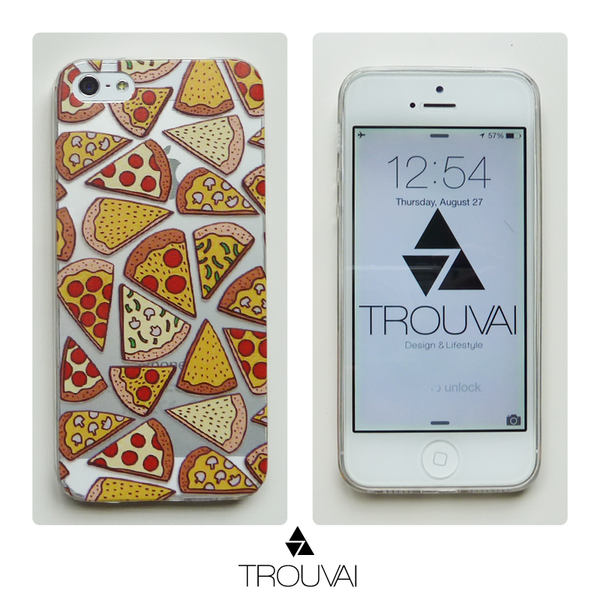pizza lover iphone 5 case