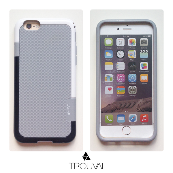 Walnutt iPhone 6 Case | Trouvai Design And Lifestyle Store