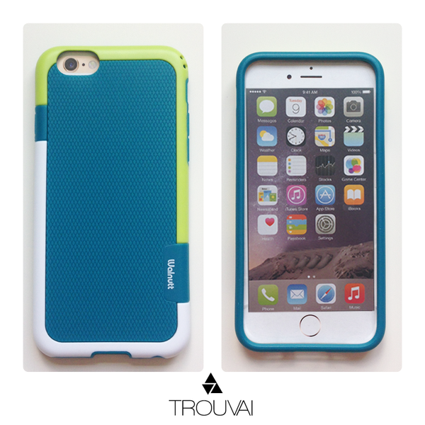 Walnutt iPhone 6 Plus Case | Trouvai Design And Lifestyle Store