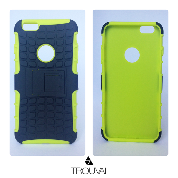 Green Armor Case