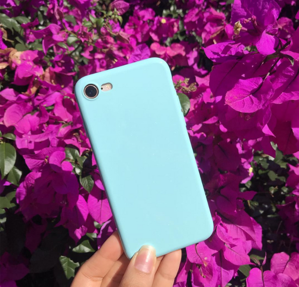 Mint Sparkle Case