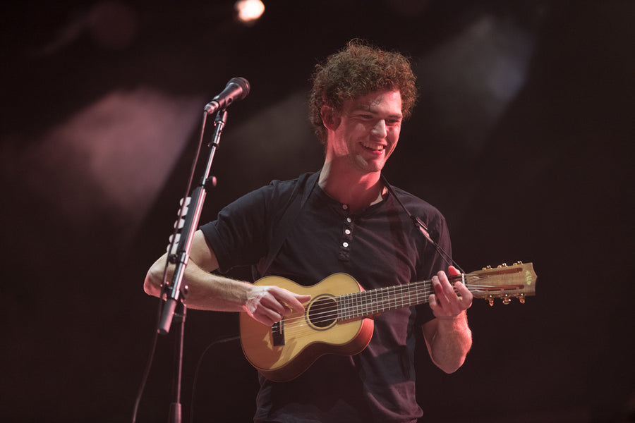 Kala Guitarlele Featured on Vance Joy's Nation of Two World Tour