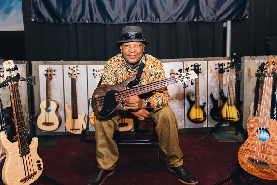 Bakithi Kumalo Shares His Secret to a Long, Successful Career in the Music Industry