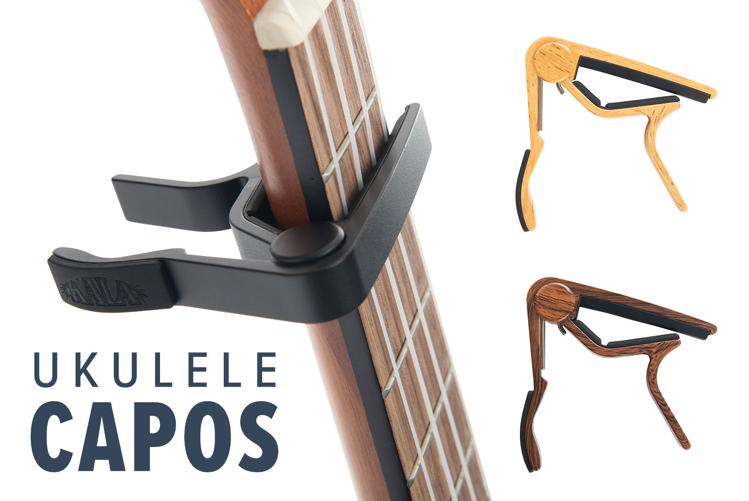 The Case For Ukulele Capos