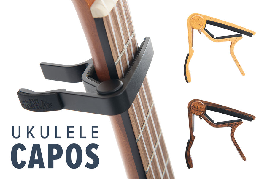 Here Are The Best Reasons Why You Should Use a Ukulele Capo