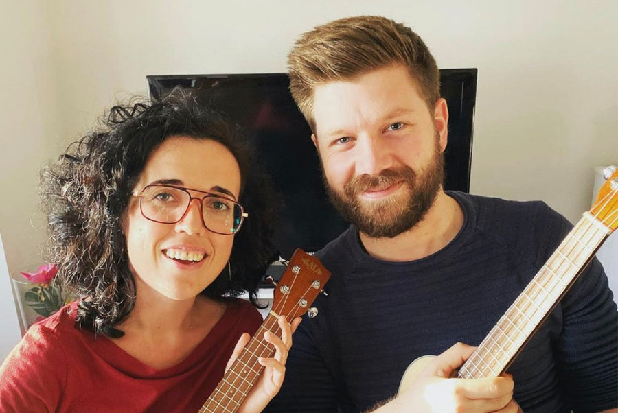Creating an Instagram Ukulele Community w/ Adam Pergande