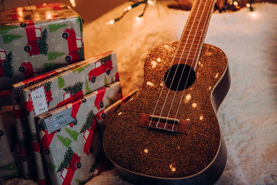 The Best Ukulele Christmas Songs