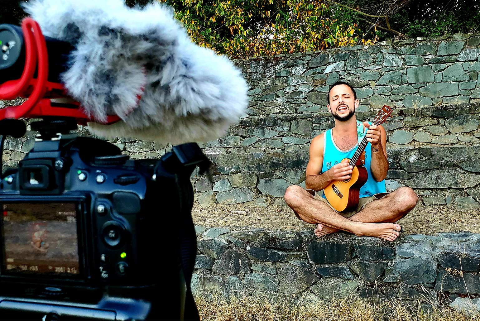 The Ukulele & Special Education: Q&A w/ Domenic Bianco