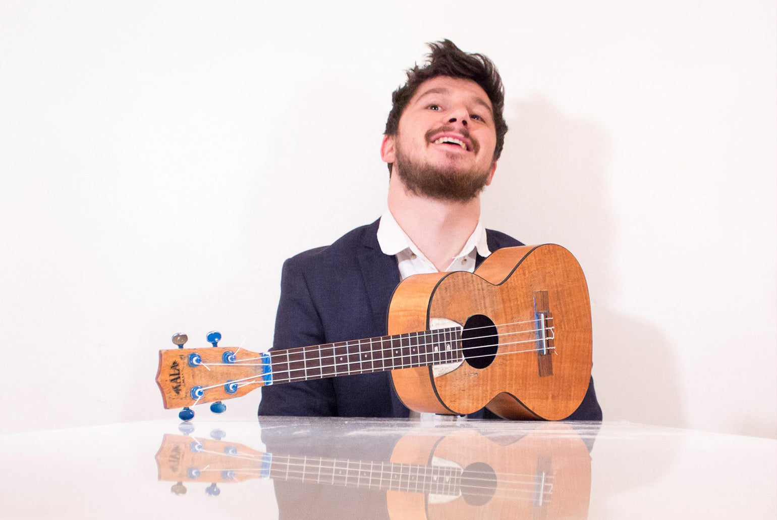 Life Arranged on the Ukulele: Q&A with Eat My Uke