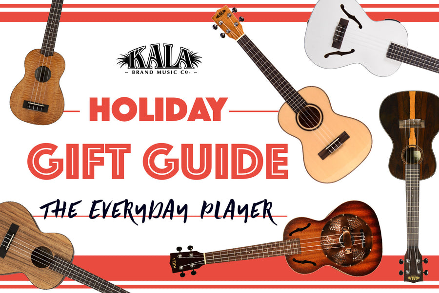 Gift Guide for the Everyday Player