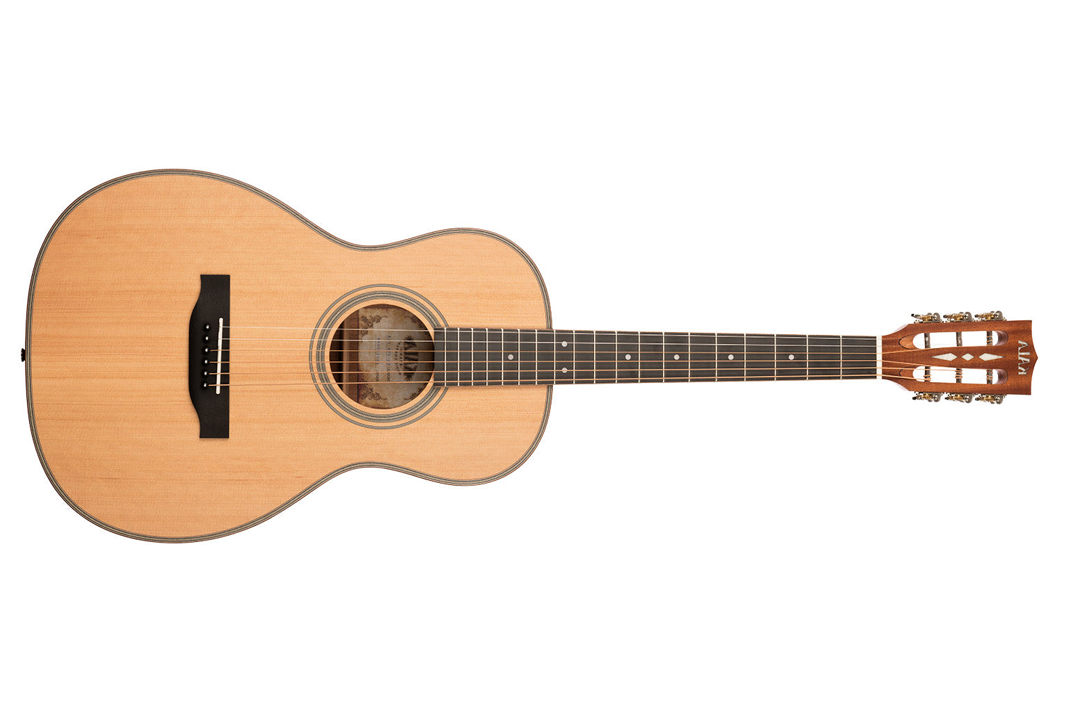 The Parlor Guitar