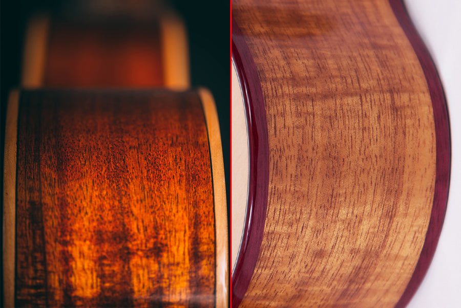 Solid Wood Vs Laminate Ukuleles