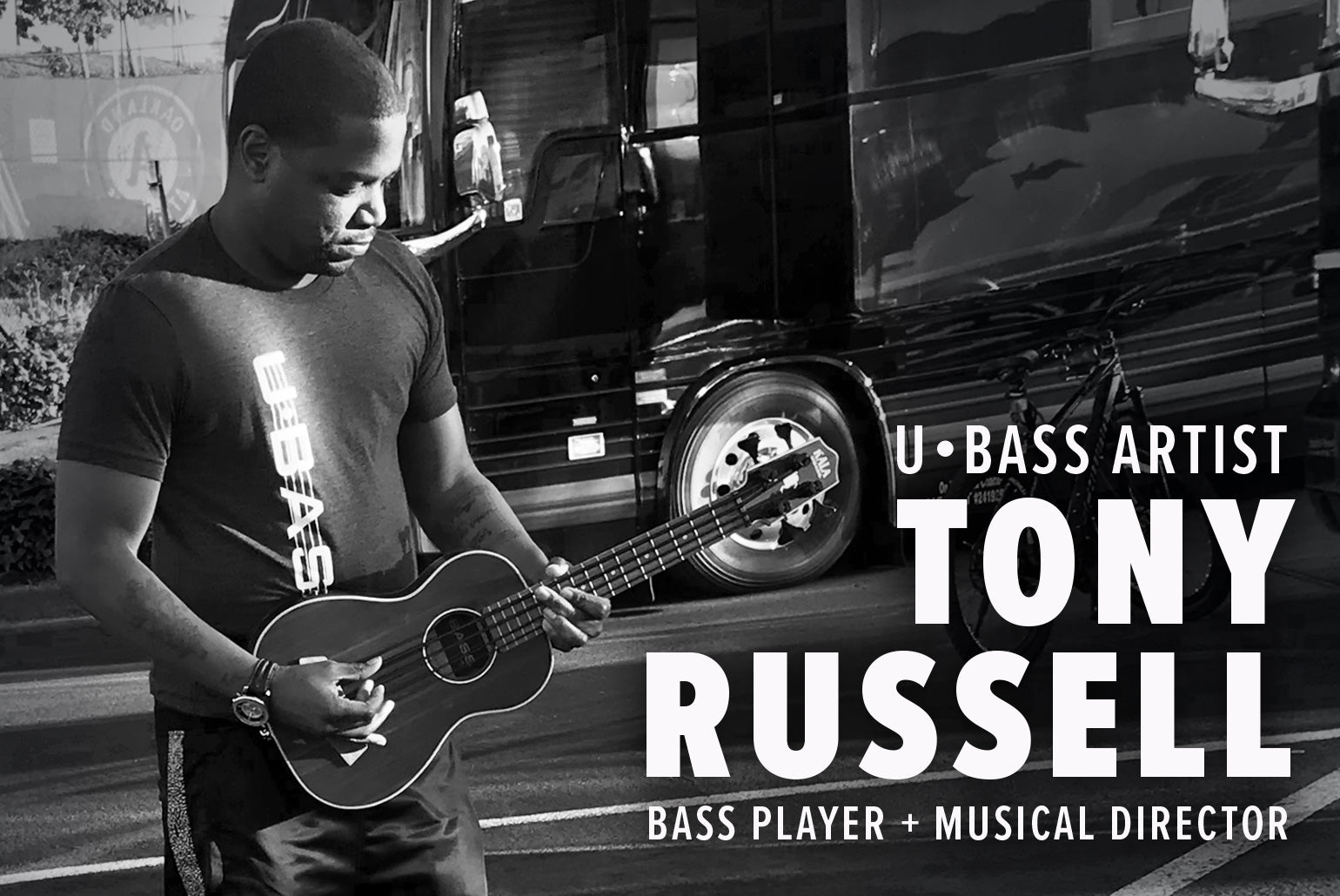 Catching Up with U•Bass Artist Tony Russell