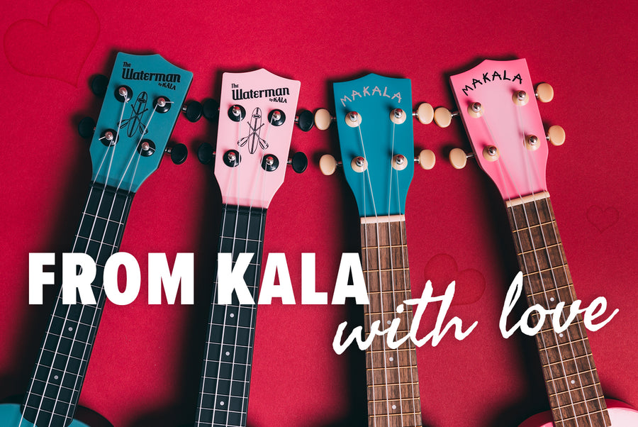 Happy Valentine's Day from Kala!