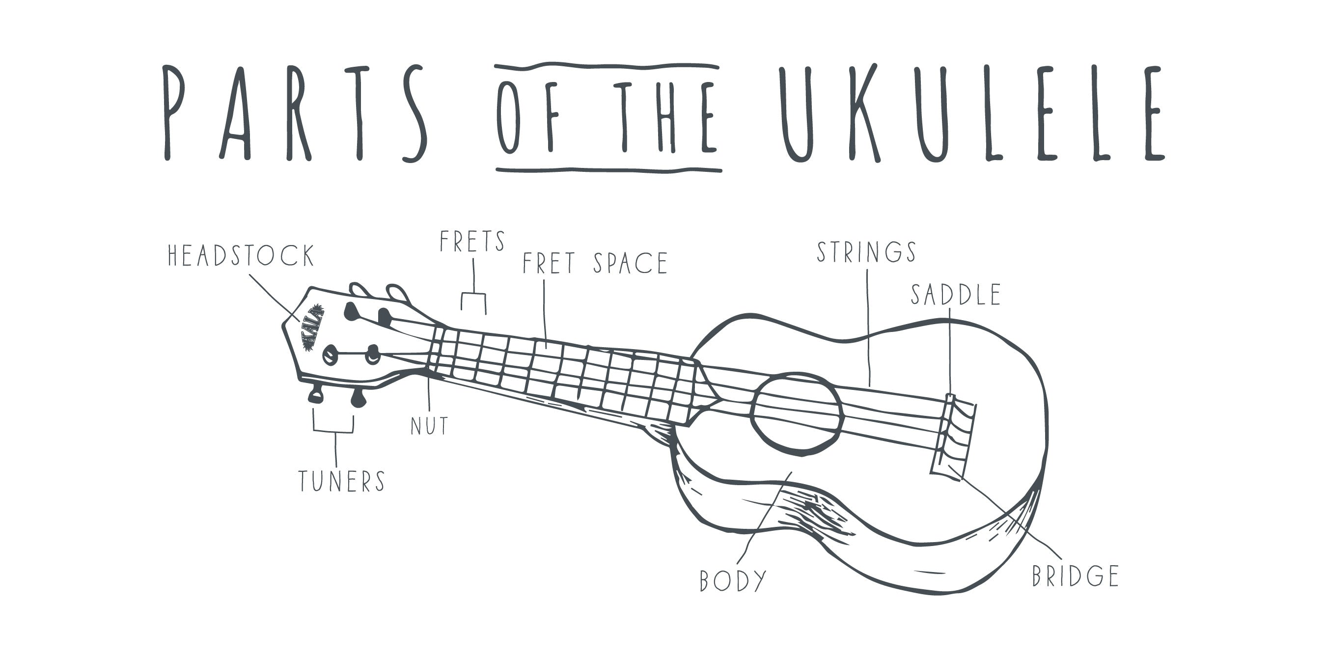 Stringing Ukulele Diagram Wiring Diagrams Learn To Play Kala Brand Music Co Strings Letters