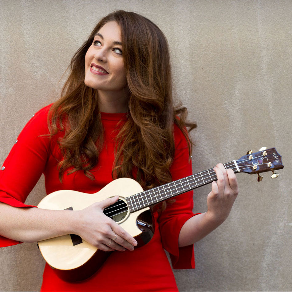 Kala Ukulele Artist - Mandy Harvey