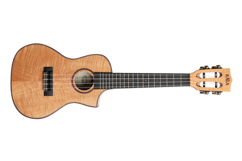 Solid Maple Ukulele