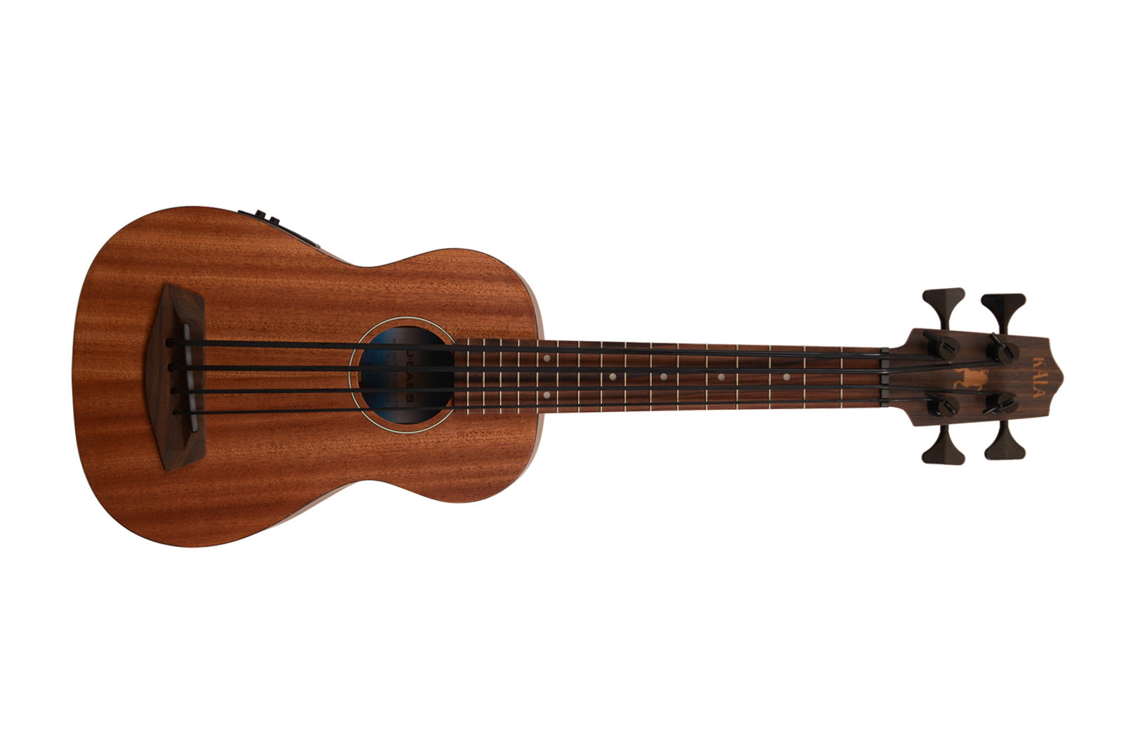 The Original Kala Solid Mahogany U•Bass