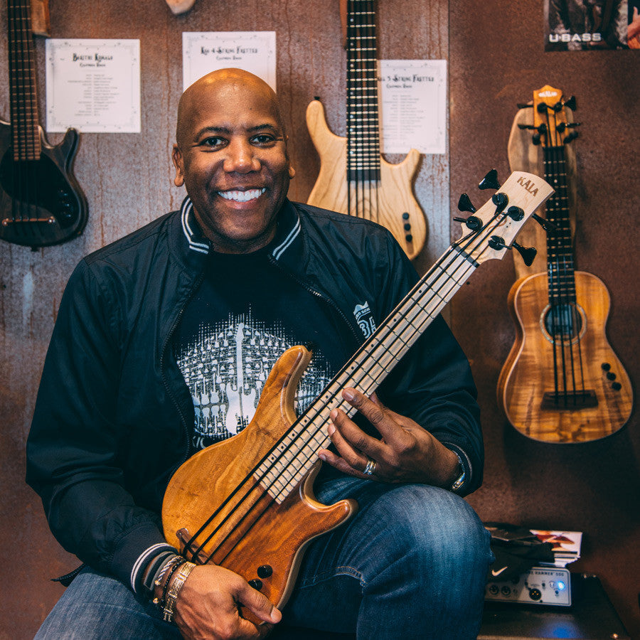 U-Bass Artist Nathan East