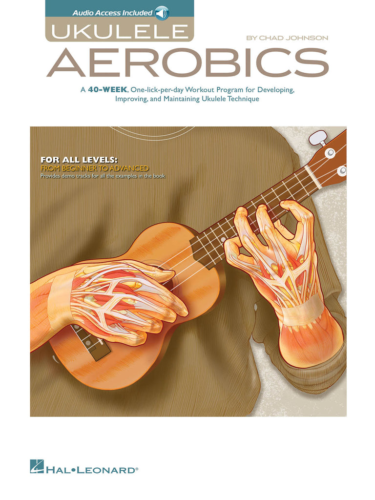 Ukulele Aerobics - Instructional Songbook