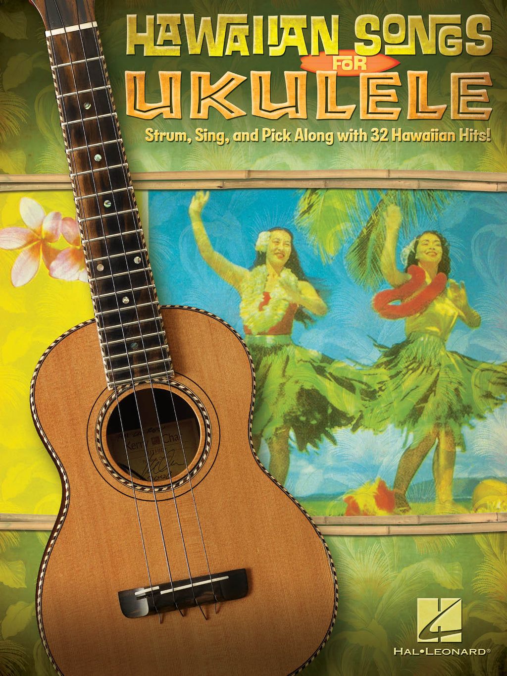 Hawaiian Songs for Ukulele - Instructional Songbook