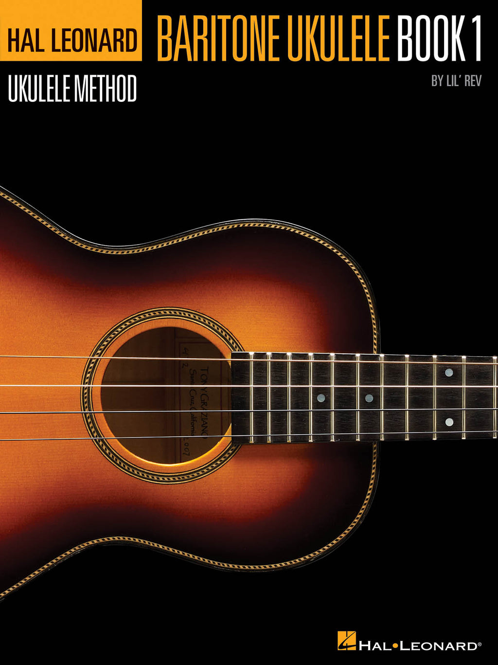 Baritone Ukulele Method (Book 1) - Instructional Songbook