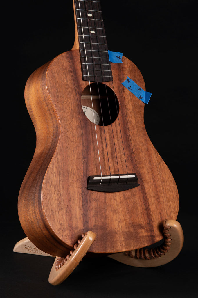 B-Stock: Satin Hawaiian Koa Tenor Ukulele