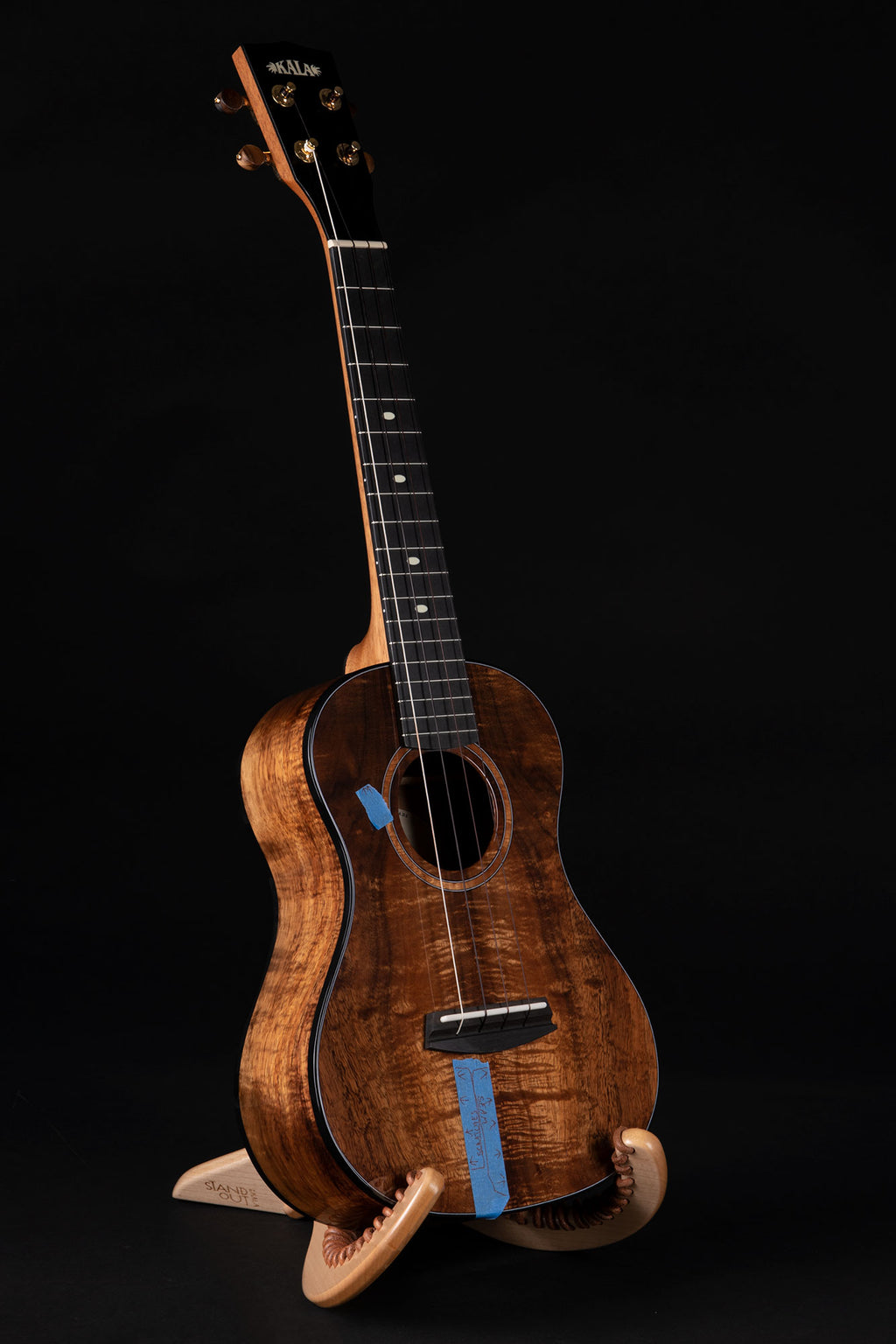 B-Stock: Gloss Hawaiian Koa Tenor Ukulele