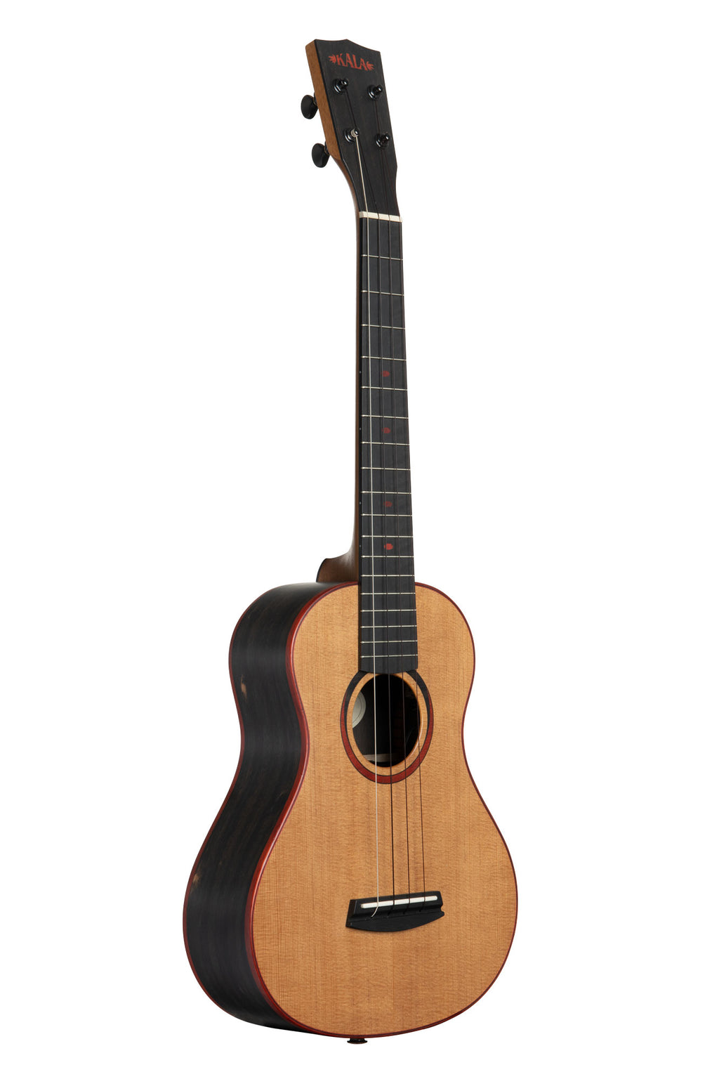 B-Stock: Torrefied Spruce Top Ebony Tenor XL Ukulele