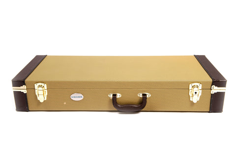Tweed U•BASS® Rectangular Hardcase