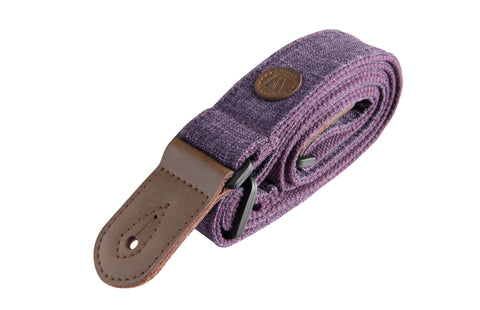 Vista Point Purple Sonoma Coast Ukulele Strap