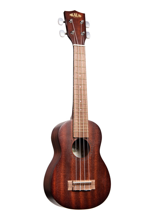 Satin Mahogany Long Neck Soprano